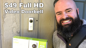 The $49 Full HD Doorbell by Uniden